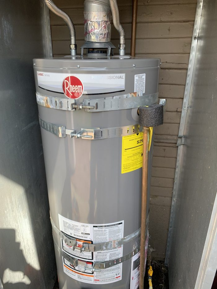 When to replace your water heater