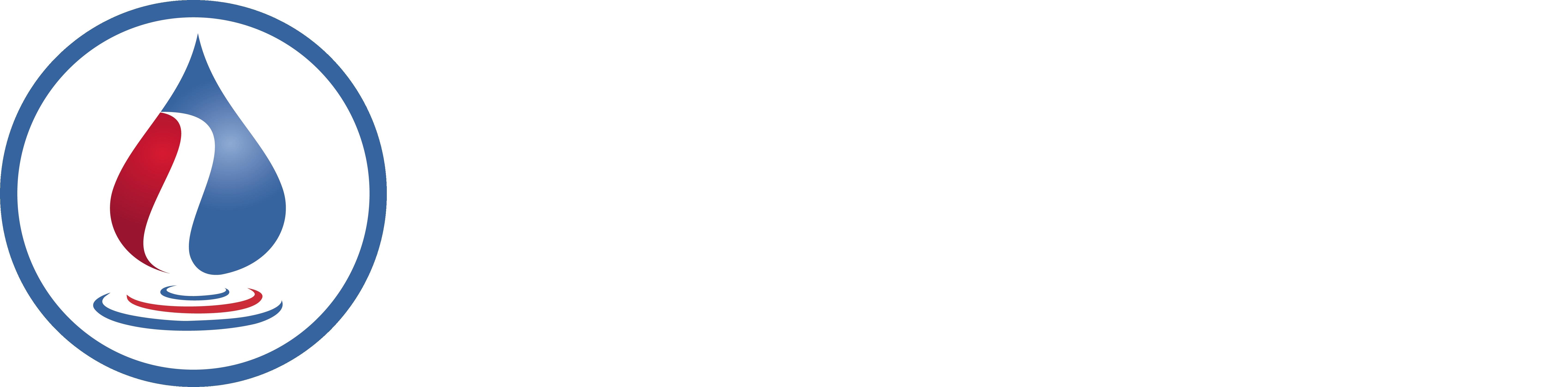 NEW - LeadingEdge White Horizontal Logo